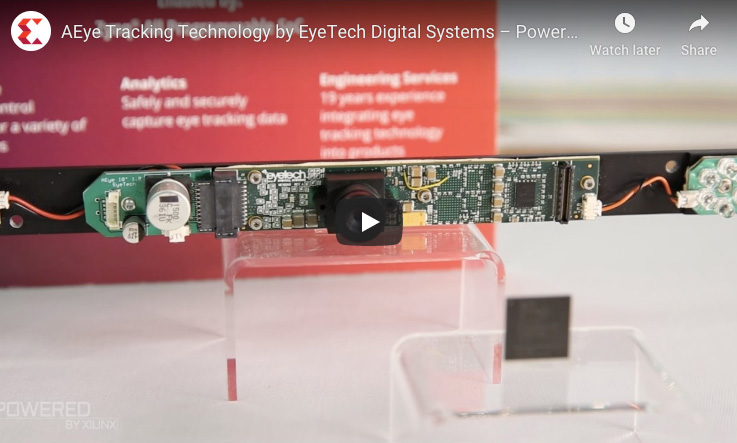 AEye Tracking with Xilinx