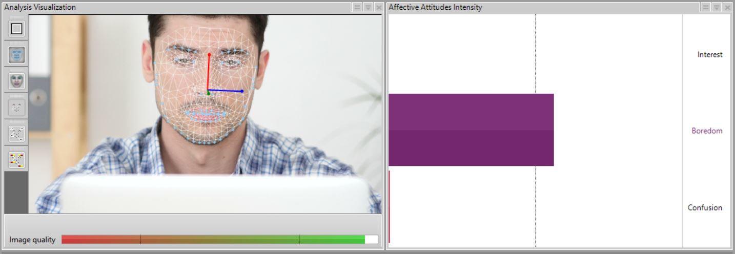 Automotive Eye Tracking/Face Tracking