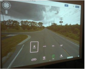 Automotive HMI Research Project – Combining Eye Tracking & Gesture for HUD Control – Evaluating HMI Preference