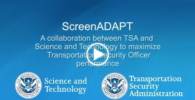 Snapshot: New Training System Improves Airport Screening Efficiency