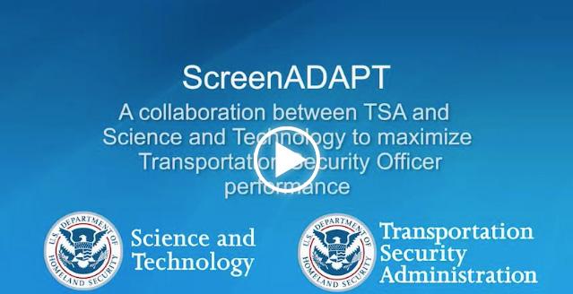 Snapshot: New Training System Improves Airport Screening Efficiency